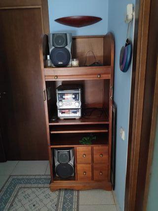 armario con persiana