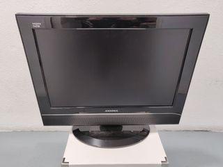 "TV Ansonic 22"" LCD TDT"