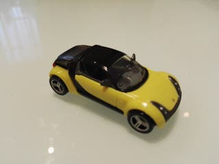 Smart Roadster Coupe. MPG. 1/72