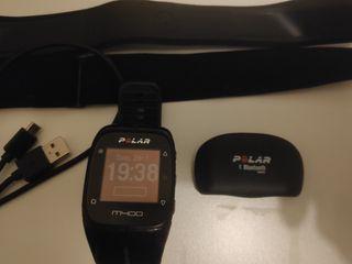 Reloj deportivo Polar M400 + sensor Polar H7