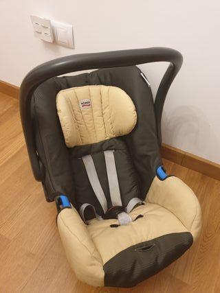 Silla auto Britax Romer Baby Safe + base isofix
