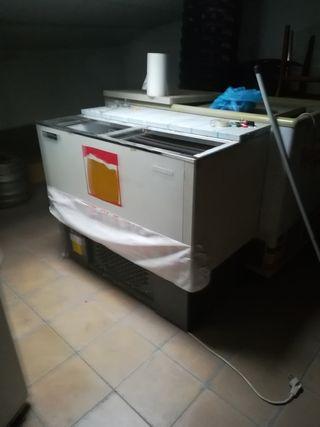 cajón congelador