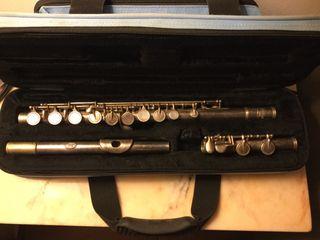 Flauta travesera Noblet