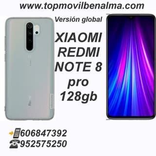 XIAOMI REDMI NOTE 8 pro versión global+regalo
