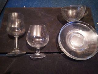 copas y tazas duralex