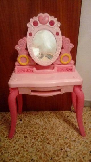Espejo tocador princesa