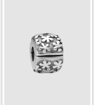 Clip Nuevo pandora de plata