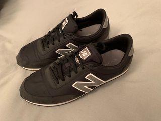 Zapatillas New Balance U410CC negra