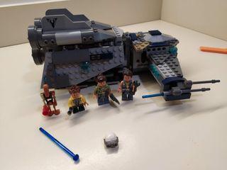 Lego Star Wars 75147 StarScavenger. Como nuevo