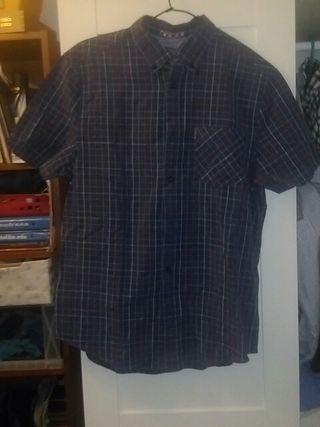 camisa manga corta ben sherman original