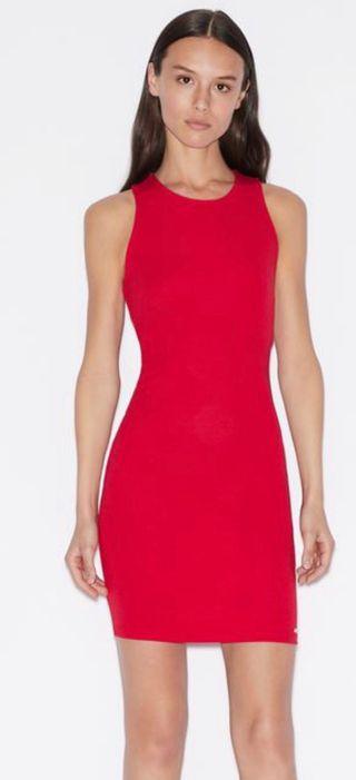 Vestido Armani Exchange con etiquetas