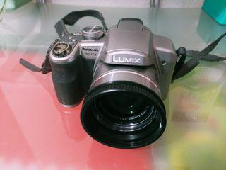 cámara fotográfica Lumix