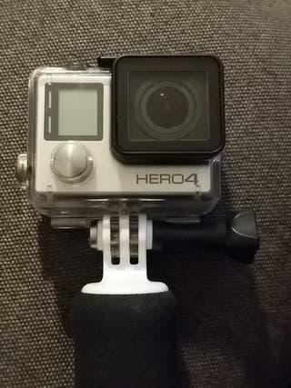 GoPro 4 silver edition
