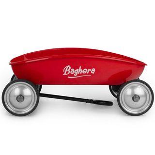 Carro Baghera impecable color rojo