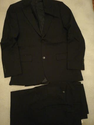 Traje chaqueta hombre (Zara) Talla 50.