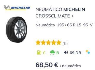 Neumáticos Michelín Crossclimate