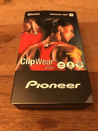 Auriculares deportivos Bluetooth Pioneer