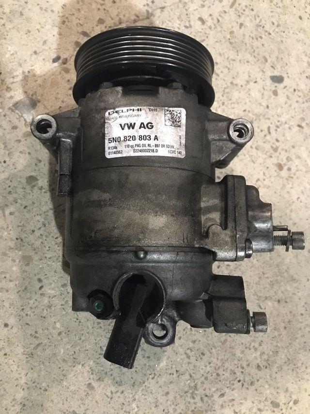 Compresor aire acondicionado 2.0 tdi