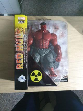Figura Marvel Select Red Hulk Disney