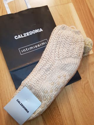 Calcetines antideslizante Calzedonia