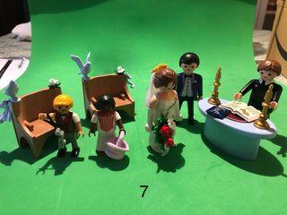 Playmobil novios escena de boda 7