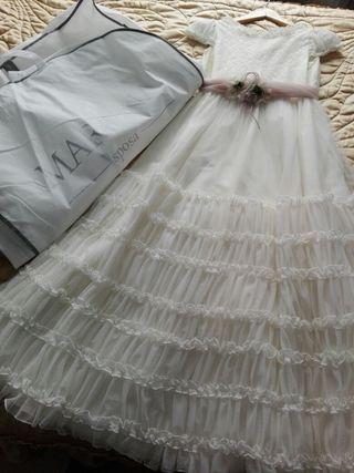 vestido comunión i/o pubilla