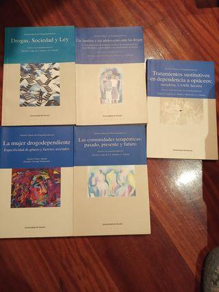 libros sobre drogas