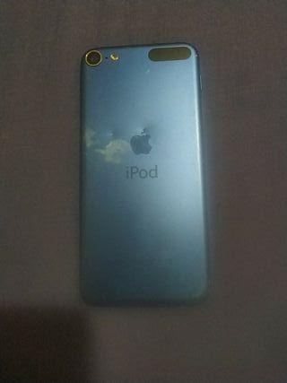 ipod touch azul seminuevo