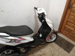 scooter jog rr de serie como nueva