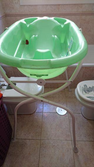 bañera grande bebé