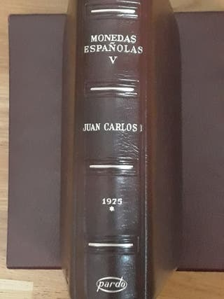 Colección monedas Juan Carlos I 1975-1992