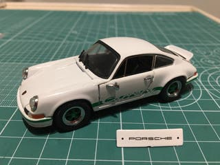 Porsche 911 2.7 RS NO Minichamps 1/43