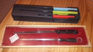 lote cuchillos