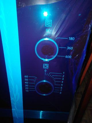 horno micro ondas