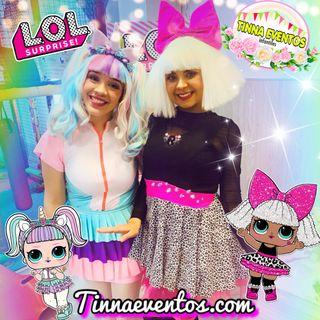 Animacion LOL unicornio y LOL diva