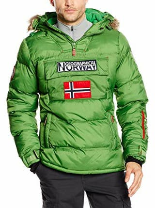 chaquets geographical norway talla l