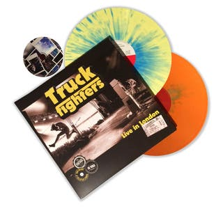 Truckfighters - Live in London - 2LP + CD