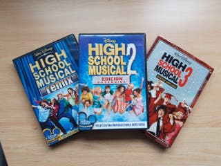 COLECCIÓN HIGH SCHOOL MUSICAL