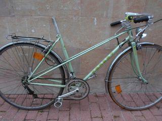 bicicleta paseo torrot retro vintage restaurar