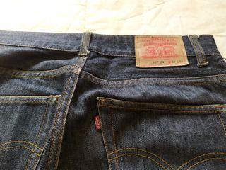 pantalón vaquero hombre Levis 507 talla w 31 l 34