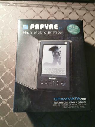Libro Electrónico Papyre 5.1