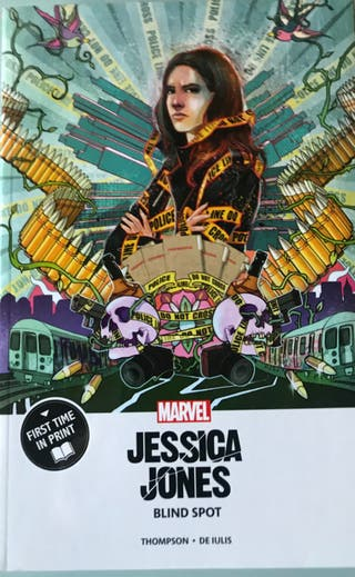 Jessica Jones Blind Spot