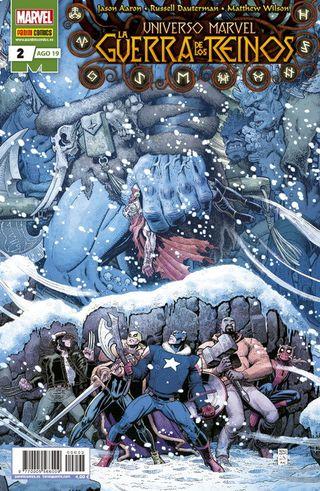 La Guerra de los Reinos NUMERO 2. PANINI.