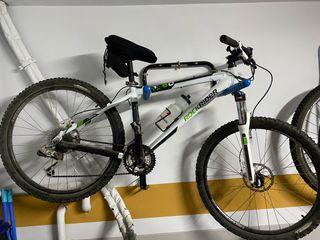 Bicicleta montaña mujer mtb talla S rockrider