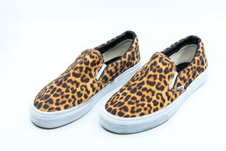 Zapatillas Vans Leopardo Classic Slip-On