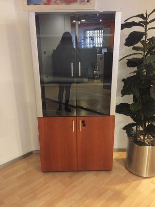 Mueble de almacenaje oficina