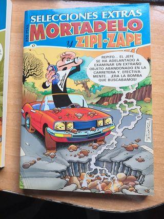 tebeo Mortadelo y Zipi Zape