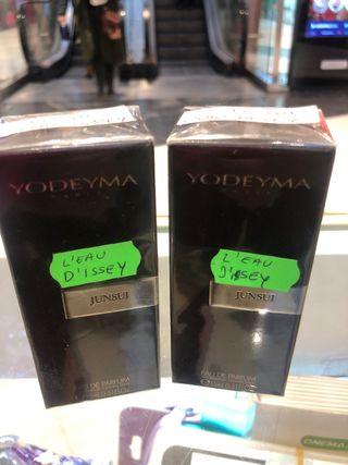 Mini perfumes yodeyma junsui