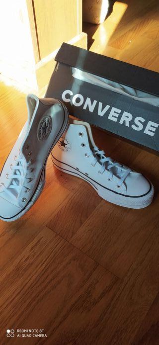 Zapatillas Converse mujer nuevas