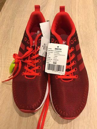 Zapatillas Adidas cloudfoam superflex